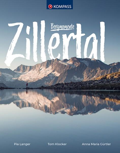 KOMPASS Bildband Bergmomente Zillertal