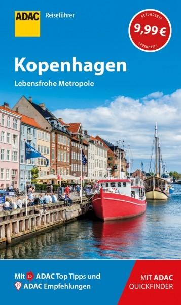 ADAC Reiseführer Kopenhagen