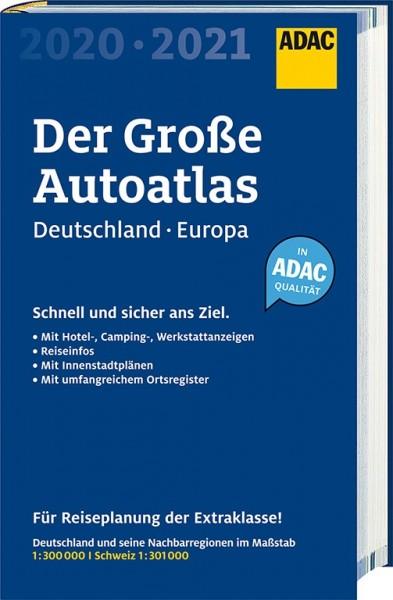 Gr. ADAC AutoAtlas D/EU 20/21