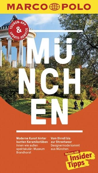 MP Reiseführer München