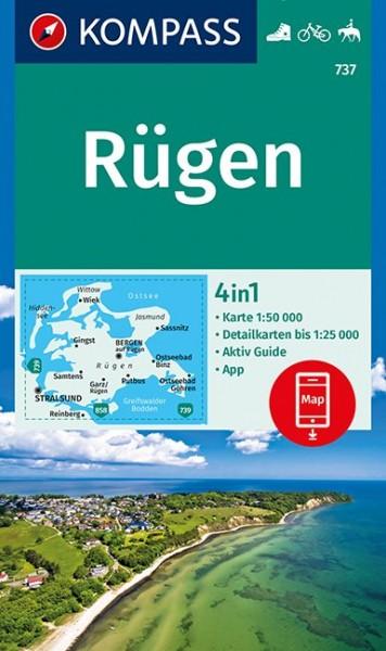 Kompass WK Insel Rügen