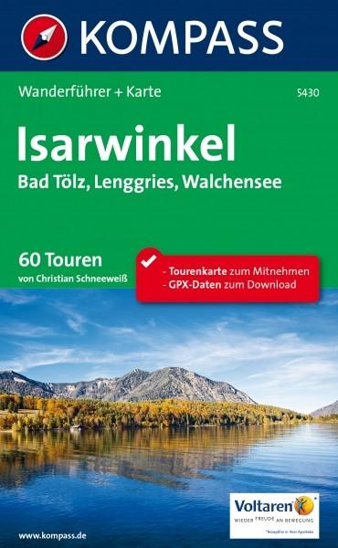 Kompass WF Isarwinkel,Bad Tölz