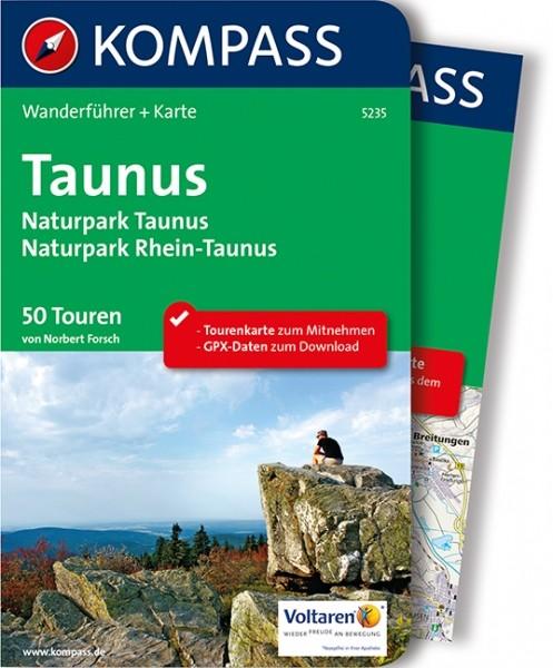 Kompass WF Taunus, Hochtaunus