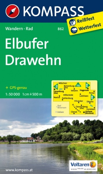 Kompass WK Elbufer-Drawehn