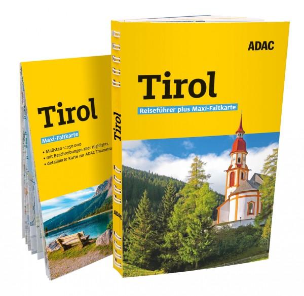 ADAC Reiseführer plus Tirol