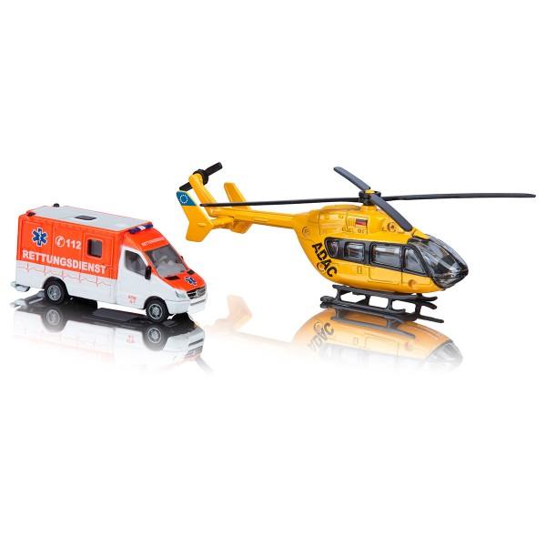 ADAC Rettungsdienst-Set