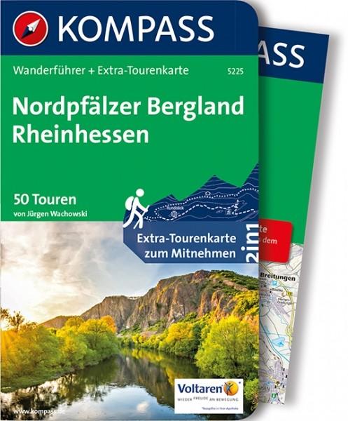 Kompass WF Nordpfälz. Bergland