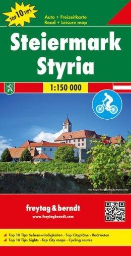 F&B Autokarte Steiermark
