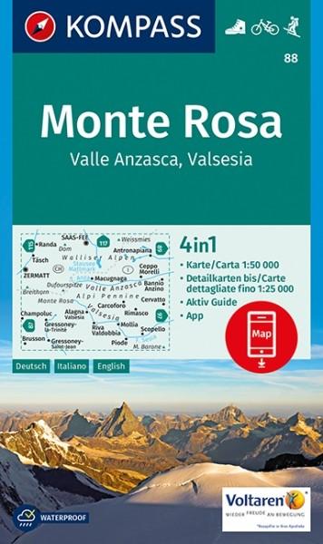 Kompass WK Monte Rosa