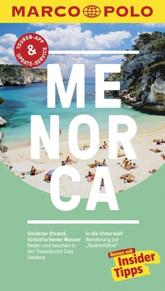 MP Reiseführer Menorca