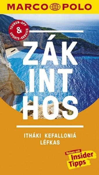 MP Reiseführer Zakinthos