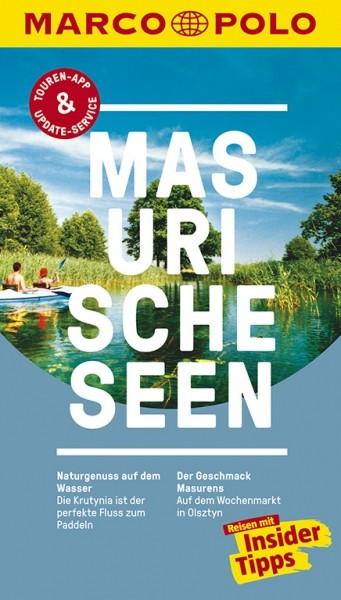 MP Reiseführer Masurische Seen
