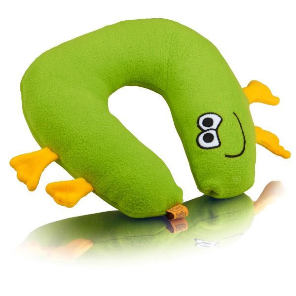 Nackenkissen Kinder grün