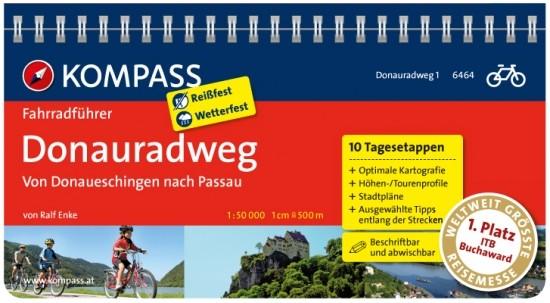 Kompass FF Donauradweg 1