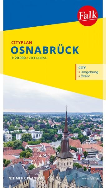 Falk Cityplan Osnabrück