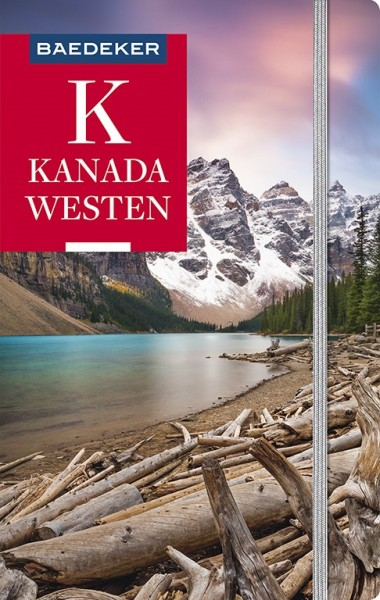 Baedeker RF Kanada Westen