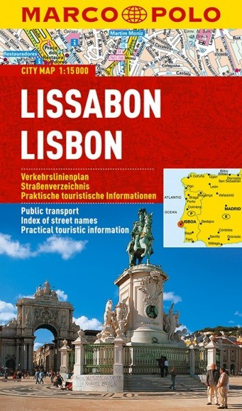 MP Cityplan Lissabon