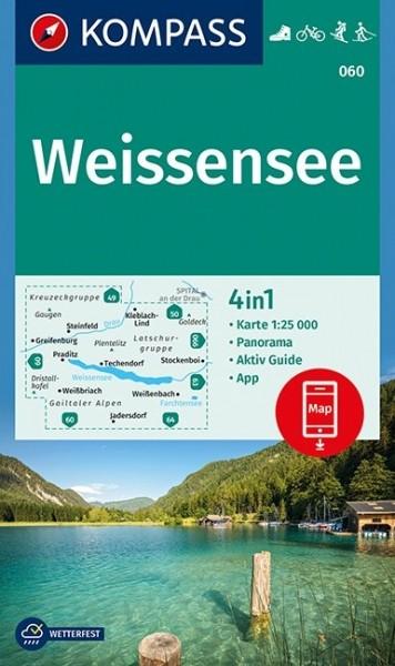 Kompass WK Weissensee