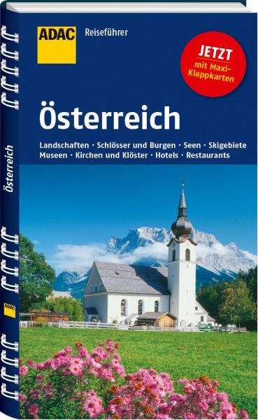 ADAC Reiseführer Österreich