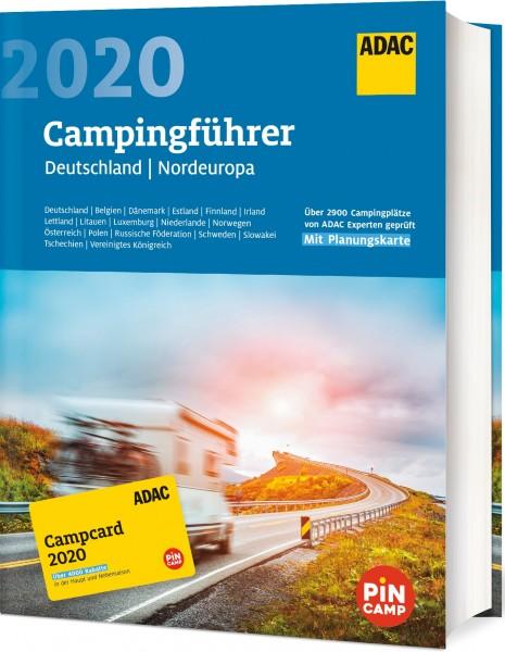 ADAC Campingführer Nord 2020