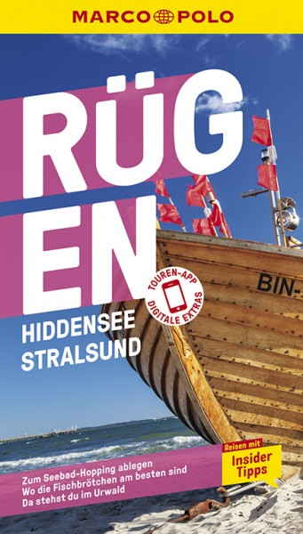 MARCO POLO RF Rügen, Hiddensee, Stralsund