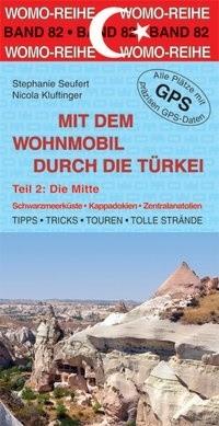 Mit dem Wohnmobil durch die Türkei - Die Mitte