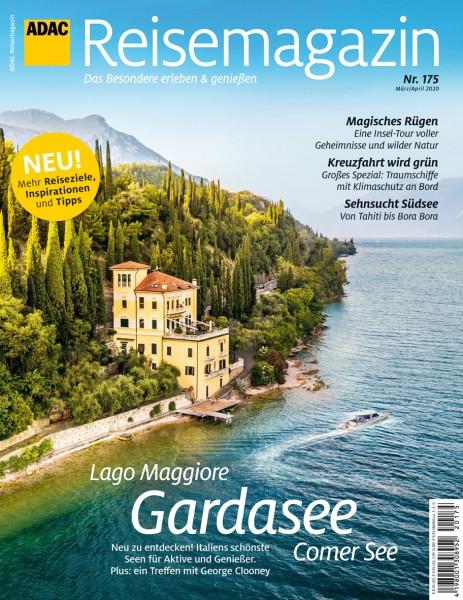 ADAC Reisemagazin - Ausgabe 01/2020