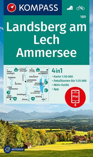 KOMPASS WK Landsberg am Lech, Ammersee