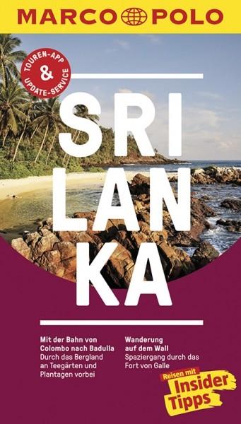 MP Reiseführer Sri Lanka