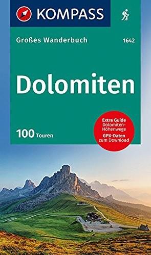 Großes Wanderbuch Dolomiten
