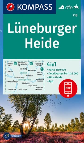 Kompass WK Lüneburger Heide
