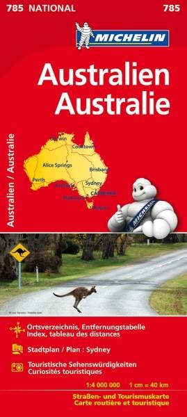 Michelin KN. Australien