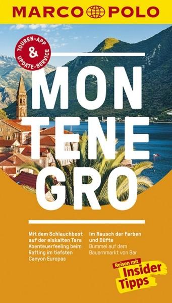 MP Reiseführer Montenegro