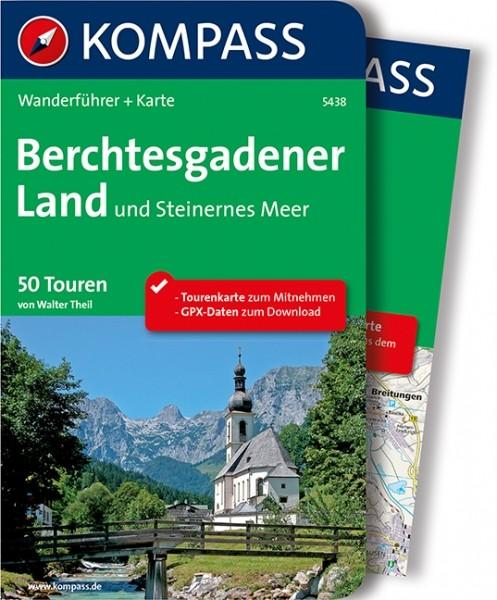 Kompass WF Berchtesgaden. Land