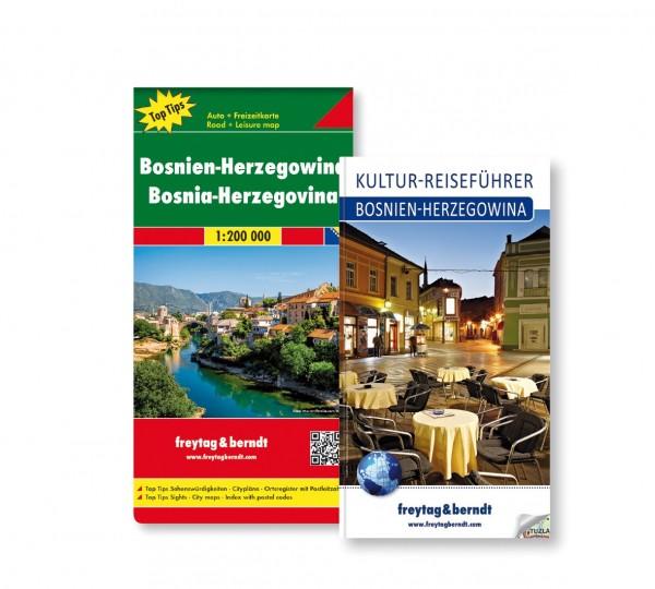 F&B KF & AK Set Bosnien-Herzegowina
