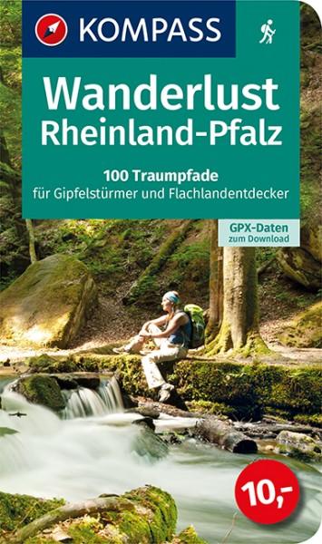 KOMPASS Wanderlust Rheinland Pfalz