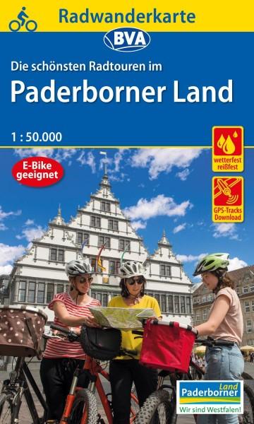 BVA Radwanderkarte Paderborner Land
