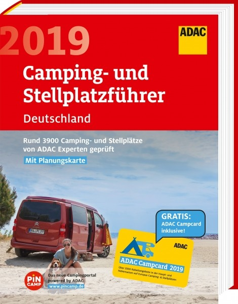 ADAC Camp./Stellplatzf. D 2019