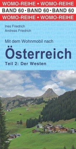 Wohnmobilführer Österreich-Teil 2: Westen