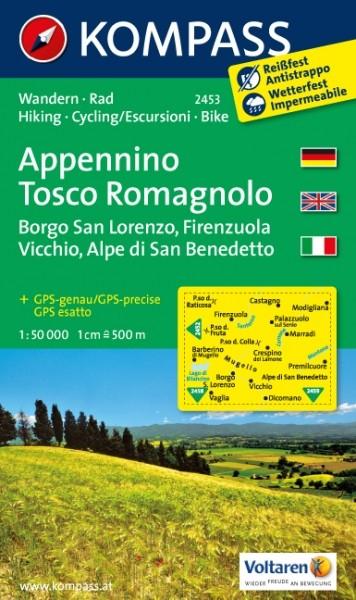 Kompass WK Appennino/Romagnolo