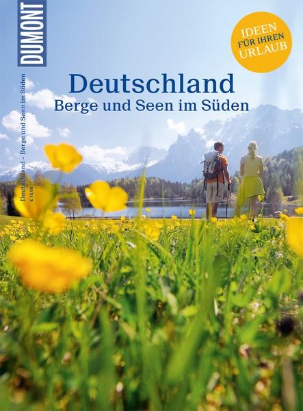 DuMont Bildatlas Deutschland: Berge und Seen Süden
