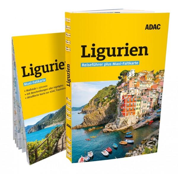 ADAC Reiseführer plus Ligurien