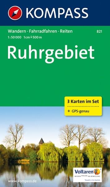 Kompass WK Set Ruhrgebiet