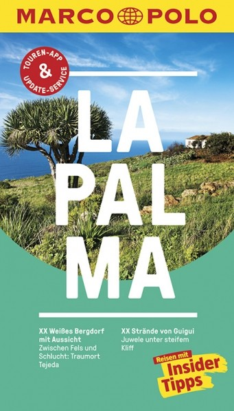 MP Reiseführer La Palma