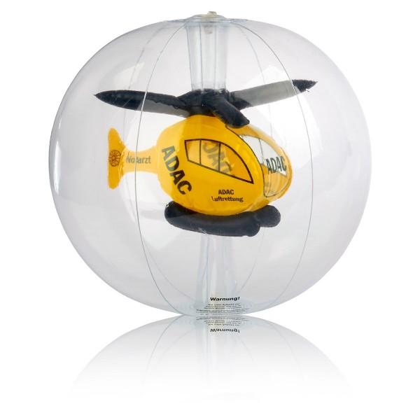 ADAC Luftrettung Wasserball