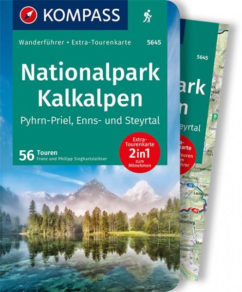 KOMPASS Wanderführer Nationalpark Kalkalpen