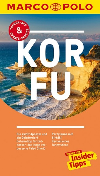 MP Reiseführer Korfu