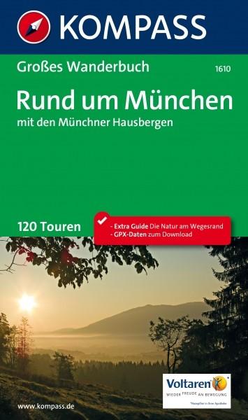 Großes Wanderbuch München