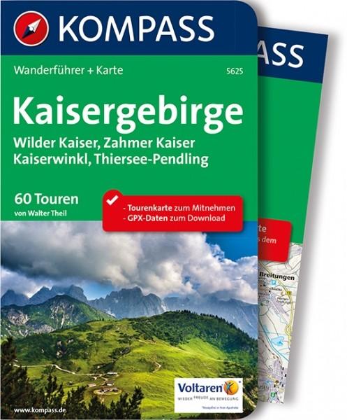 Kompass WF Kaisergebirge