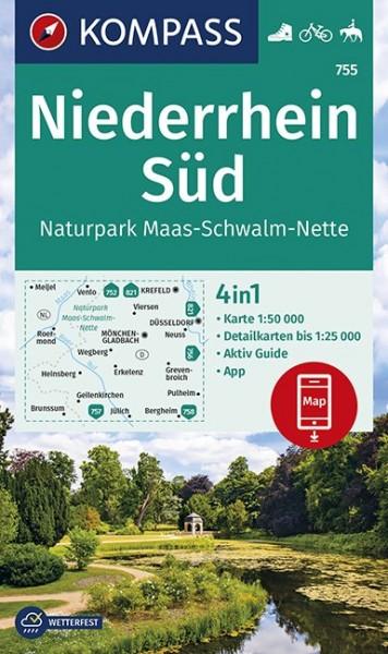 Kompass WK Niederrhein Süd